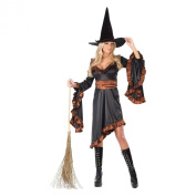 Witch Adult Halloween Costume - One Size