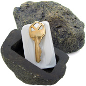 As Seen on TV Trademark Hide-A-Key Realistic Rock Outdoor Key Holder