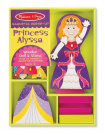 Princess Alyssa - Magnetic Dress Up
