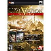 Civilization 5 Gold Edition