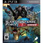 Earth Defense Force 2025 Nla