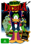 Count Duckula [Region 4]