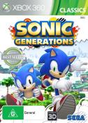 Sonic Generations Classics