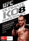 UFC: Ultimate Knockouts 8 [Region 4]
