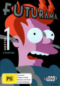Futurama: Season 1  [3 Discs] [Region 4]