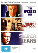 The Ipcress File / The Fourth Protocol / Silver Bears  [Region 4]