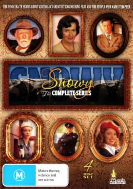 Snowy: The Complete Series (4 Discs)