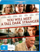 You Will Meet A Tall Dark Stranger [Region B] [Blu-ray]