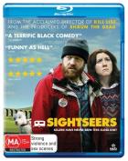 Sightseers [Region B] [Blu-ray]