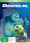 Monsters Inc.   [Region 4]