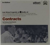 Contracts, 2012 (Law School Legends Audio Series)