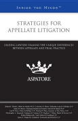 Strategies for Appellate Litigation