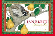 Jan Brett Stationery Set [With 48 Blank Cards and 48 Envelopes]