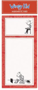 Diary of a Wimpy Kid Red Magnetic Pad