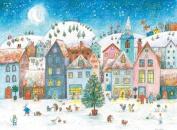 Winter Village Advent Calendar