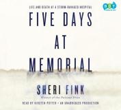 Five Days at Memorial [Audio]