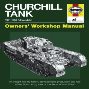 Haynes Churchill Tank Owners' Workshop Manual
