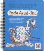 Dodo Mini Acad-Pad Diary 2013/14 - Academic Mid Year Pocket Diary