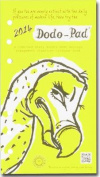 Dodo Pad Filofax-Compatible Pers Org Refill Diary 2014 - Calendar Year