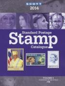 2014 Scott Standard Postage Stamp Catalogue Volume 4