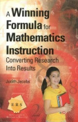 A Winning Formula for Mathematics Instruction