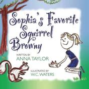 Sophia's Favorite Squirrel Browny