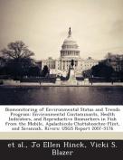 Biomonitoring of Environmental Status and Trends Program