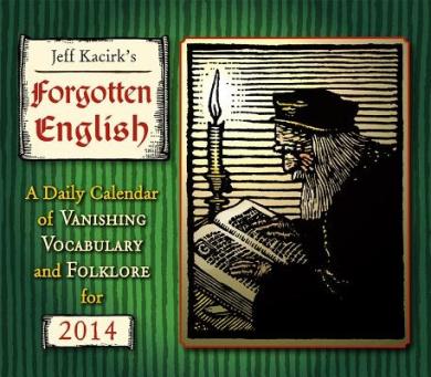 2014 Forgotten English