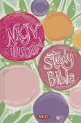 Illustrated Study Bible for Kids-NKJV-Girls