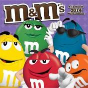 M&M's - Wall Calendar