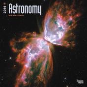 Astronomy 2014 Wall Calendar