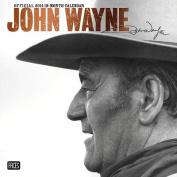 John Wayne 2014 Faces Wall Calendar