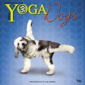 Yoga Dogs 2014 Wall Calendar