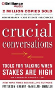Crucial Conversations [Audio]