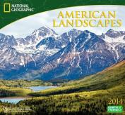 2014 American Landscapes