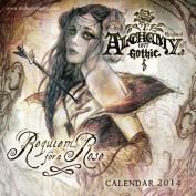 Alchemy Gothic Calendar