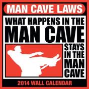 Man Cave Laws Calendar