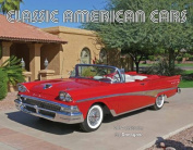 Cal 2014 Classic American Cars