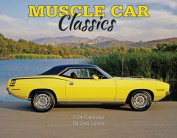 Cal 2014 Muscle Car Classics