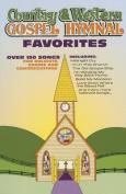 Country & Western Gospel Hymnal Favorites