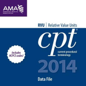 CPT/Rvu 2014 Data Files 2-10 Users