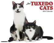 Tuxedo Cats Wall Calendar