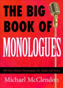 The Big Book of Monologues