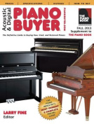 Acoustic & Digital Piano Buyer