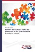 Estudio de Un Mecanismo de Persistencia del Virus Rubeola [Spanish]