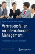 Vertrauensfallen Im Internationalen Management [GER]