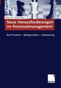 Neue Herausforderungen Im Personalmanagement