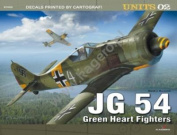 JG 54. Green Heart Fighters