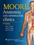 Anatomia con orientacion clinica [Spanish]