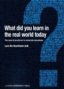 What Did You Learn in the Real World Today?